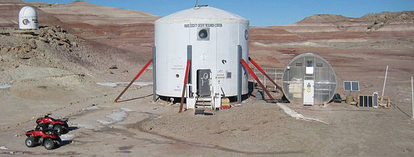 Mars Desert Research Station, Utah