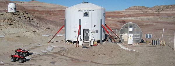 Mars Desert Research Station, Utah